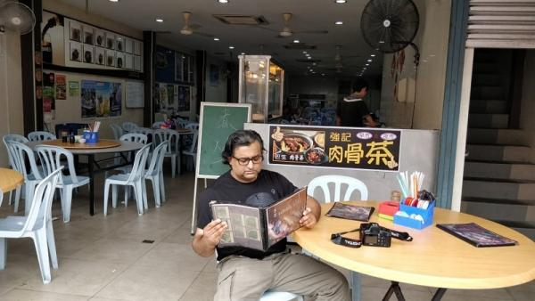 Eating out in Kuala Terengganu