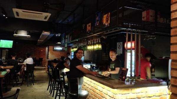 Bars in Kuala Terengganu
